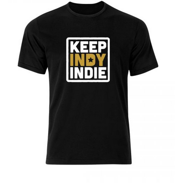 Keep Indy Indie Keep Indy Indie Tee (Unisex)