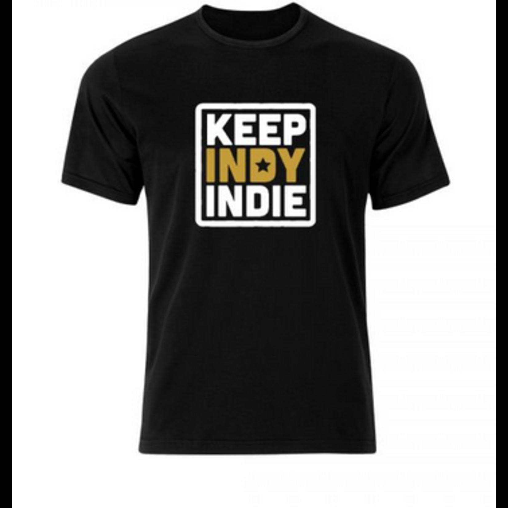 Keep Indy Indie Keep Indy Indie Tee (Unisex)