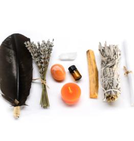 J. Southern Studio Ritual Kit Happiness & Inspiration