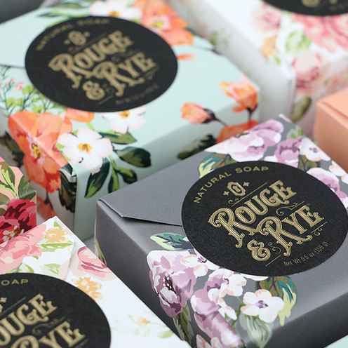 Rouge & Rye Face + Body Bar Soap