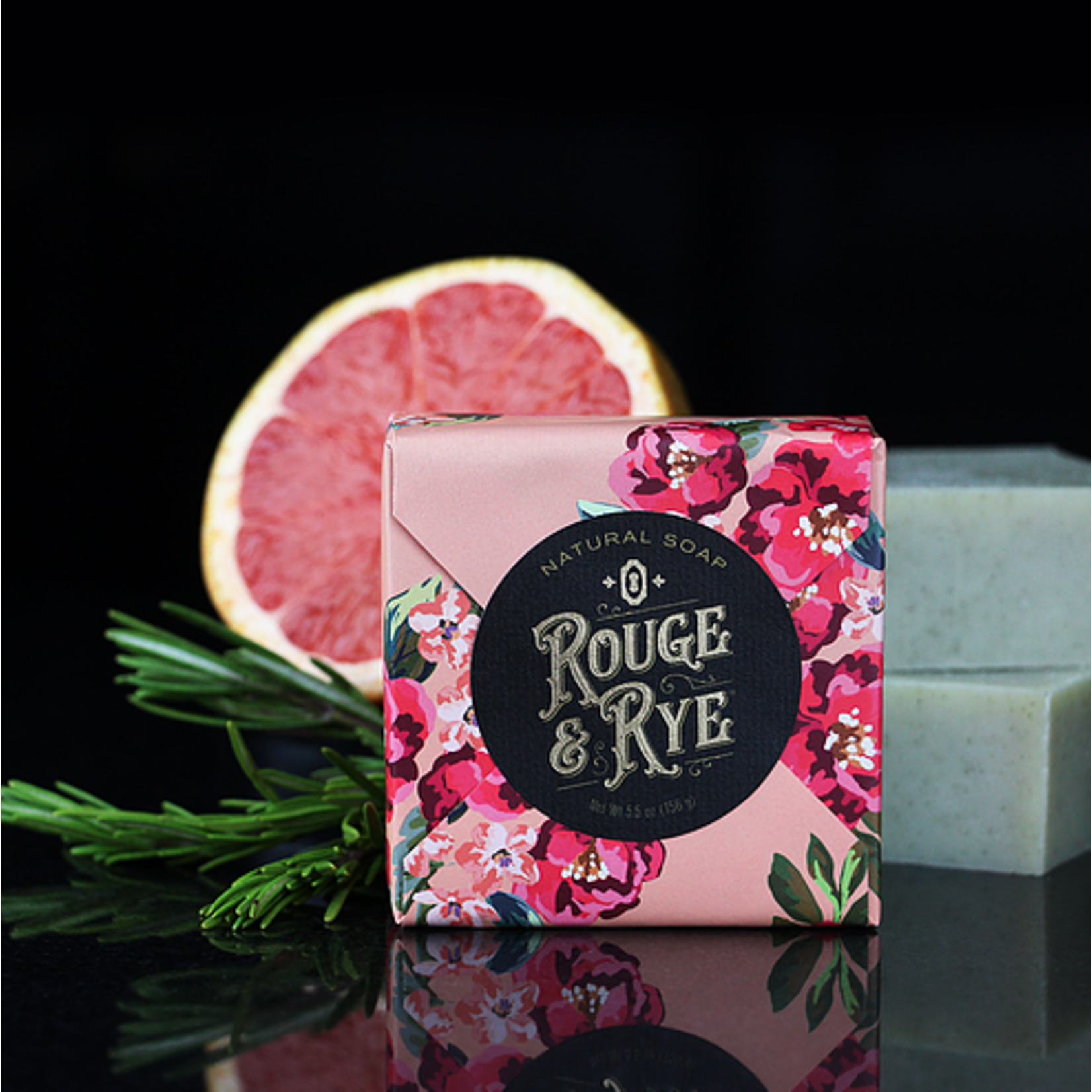 Rouge & Rye Face + Body Bar Soap
