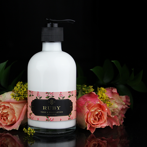 Rouge & Rye Hand + Body Lotion
