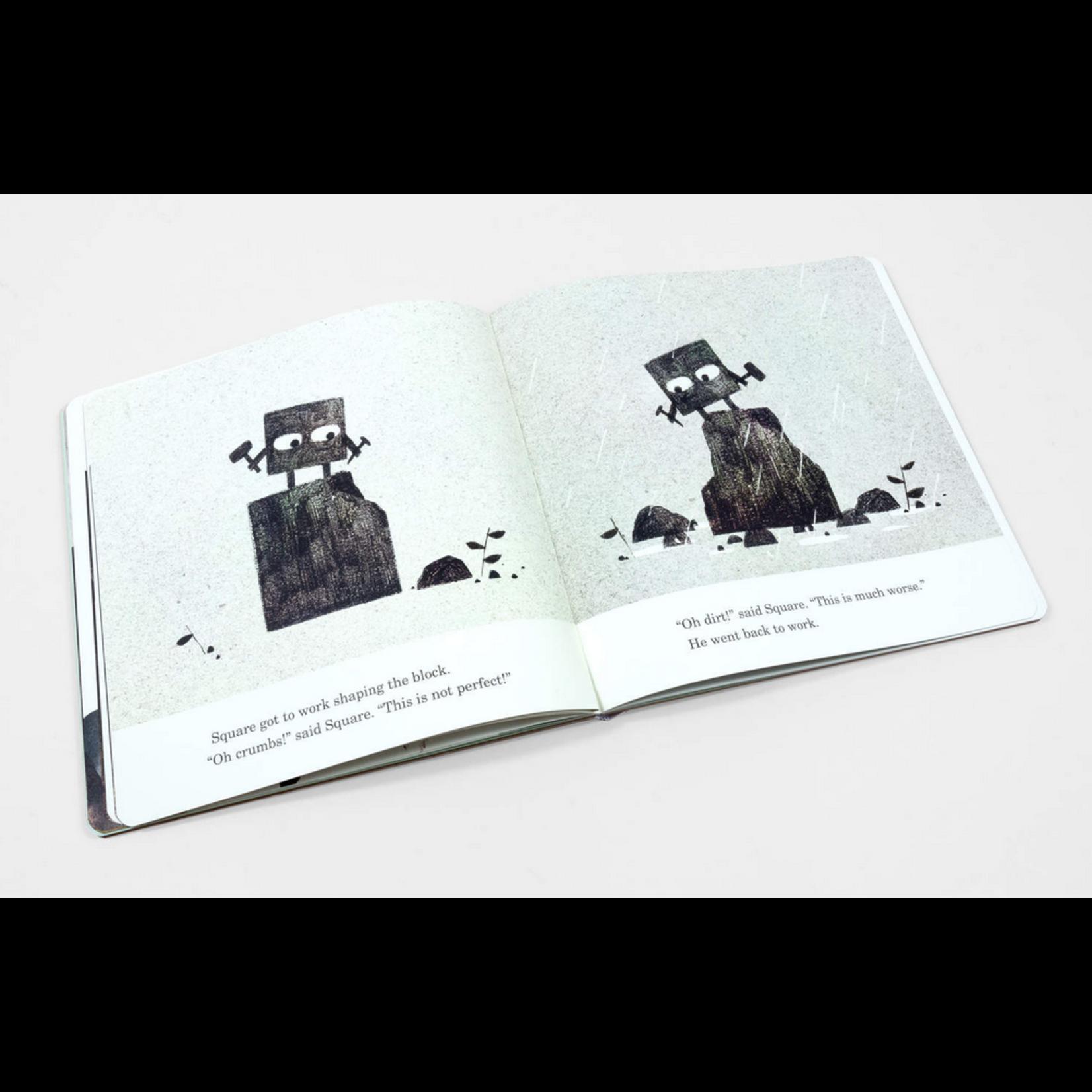 Mac Barnett Square Book - Mac Barnett & Jon Klassen
