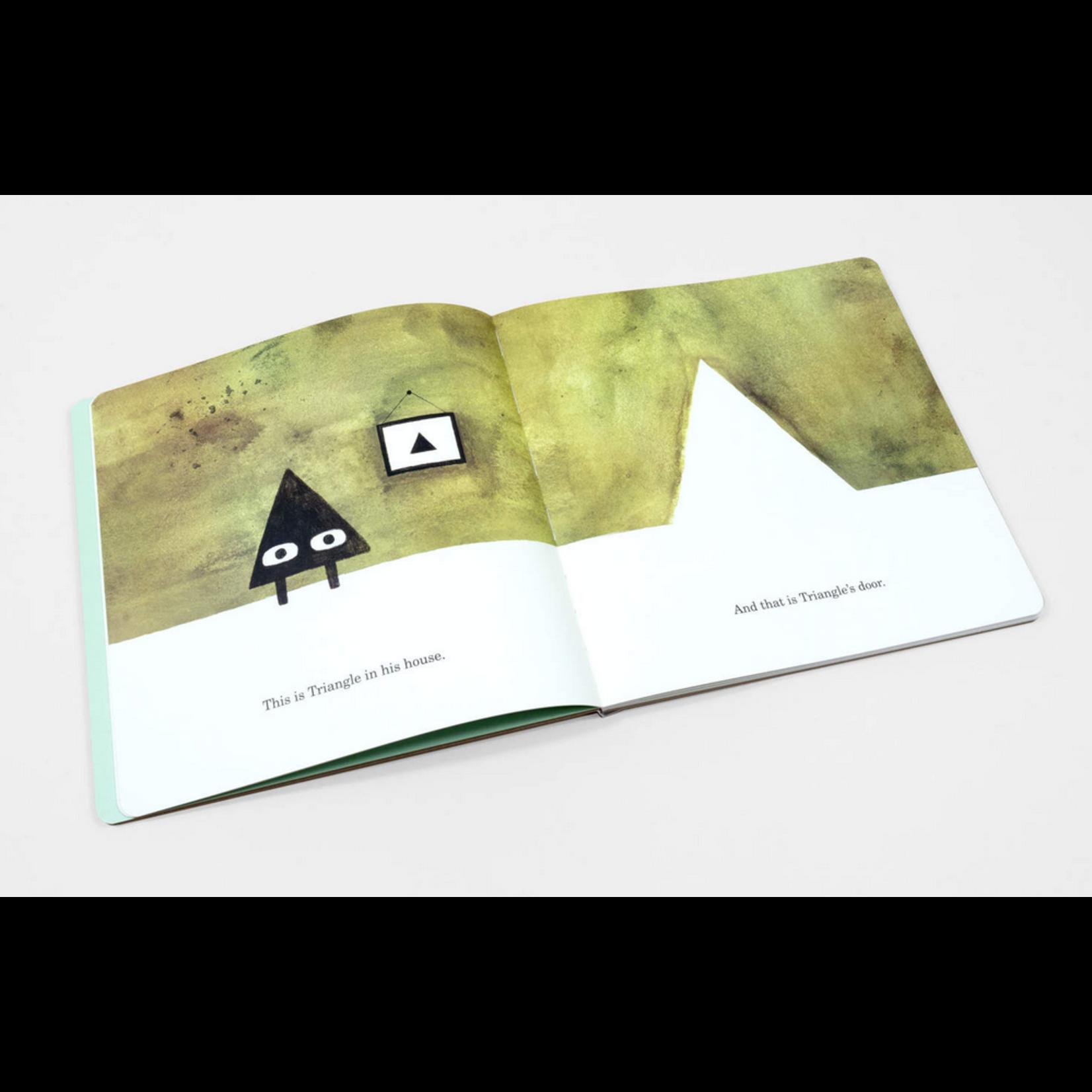 Mac Barnett Triangle Book - Mac Barnett & Jon Klassen