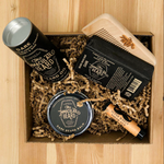 Dark: Beard Grooming Gift Set