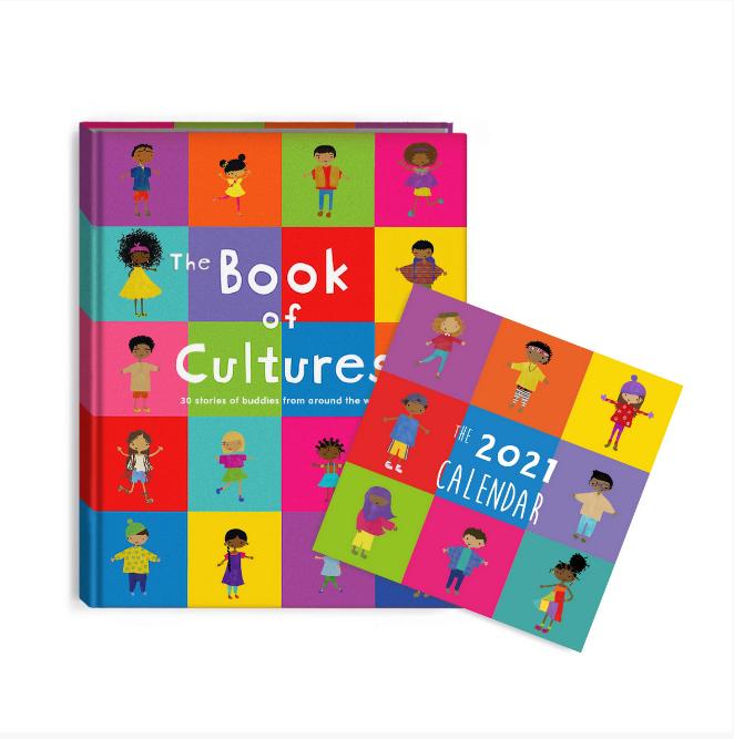 The Book Of Cultures: 2021 Mini Calendar