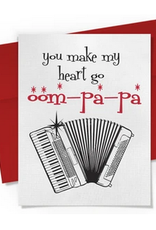 Beckamade Oompapa Greeting Card
