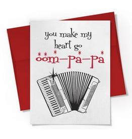 Beckamade Oompapa Greeting Card