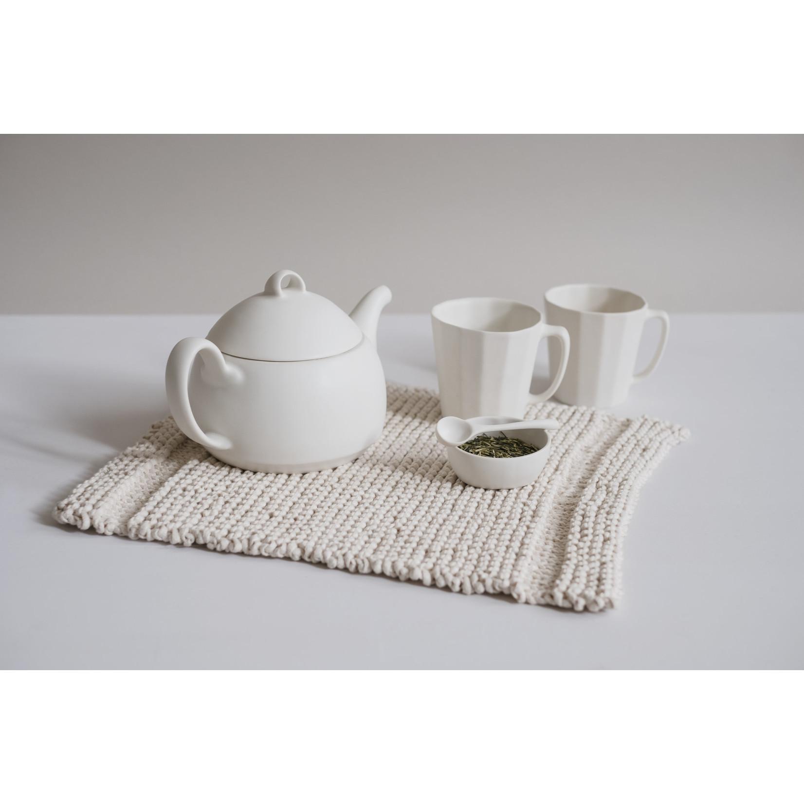 Echoview Fiber Mill Natural: Table Mat Knit Kit