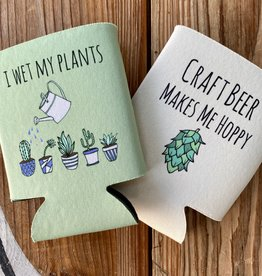 Moonlight Makers Plant-Themed Koozie