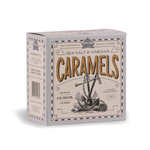 Sea Salt & Vinegar Caramels 5oz. Box
