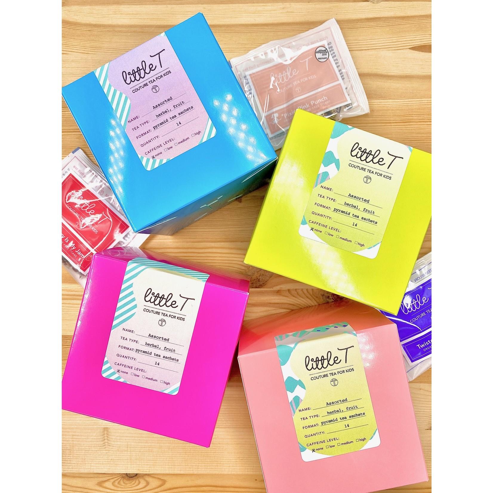 Big T NYC Little T 14pc. Fruit Tea Sampler Box