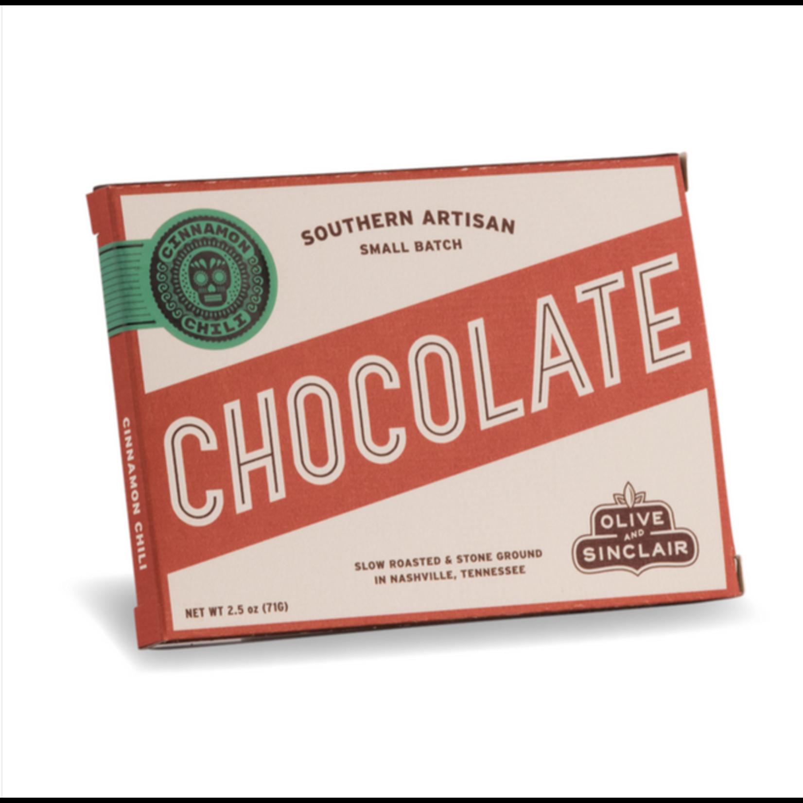 O & S Chocolate Bar