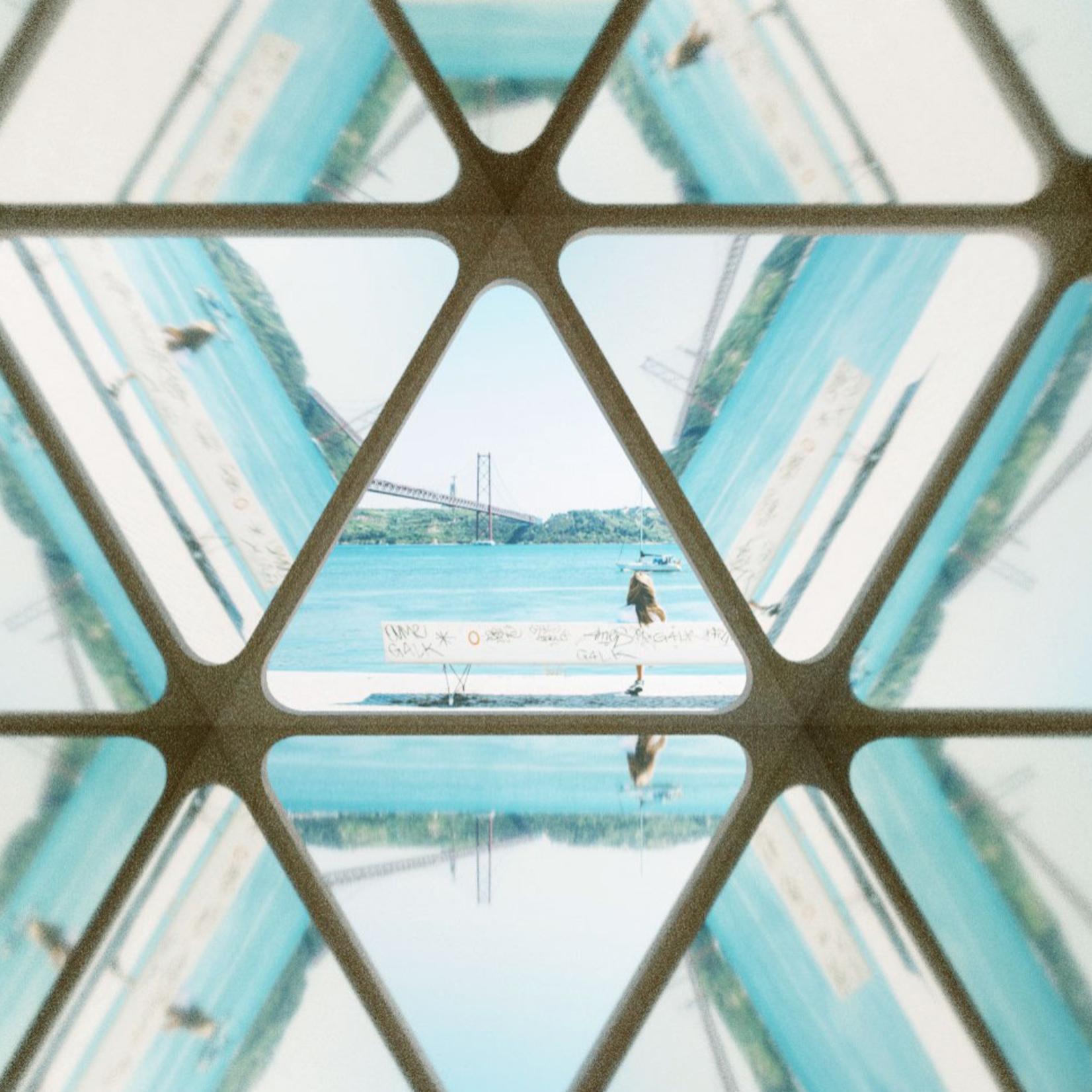 Bitti Gitti Design Workshop Wooden Mirror Kaleidoscope