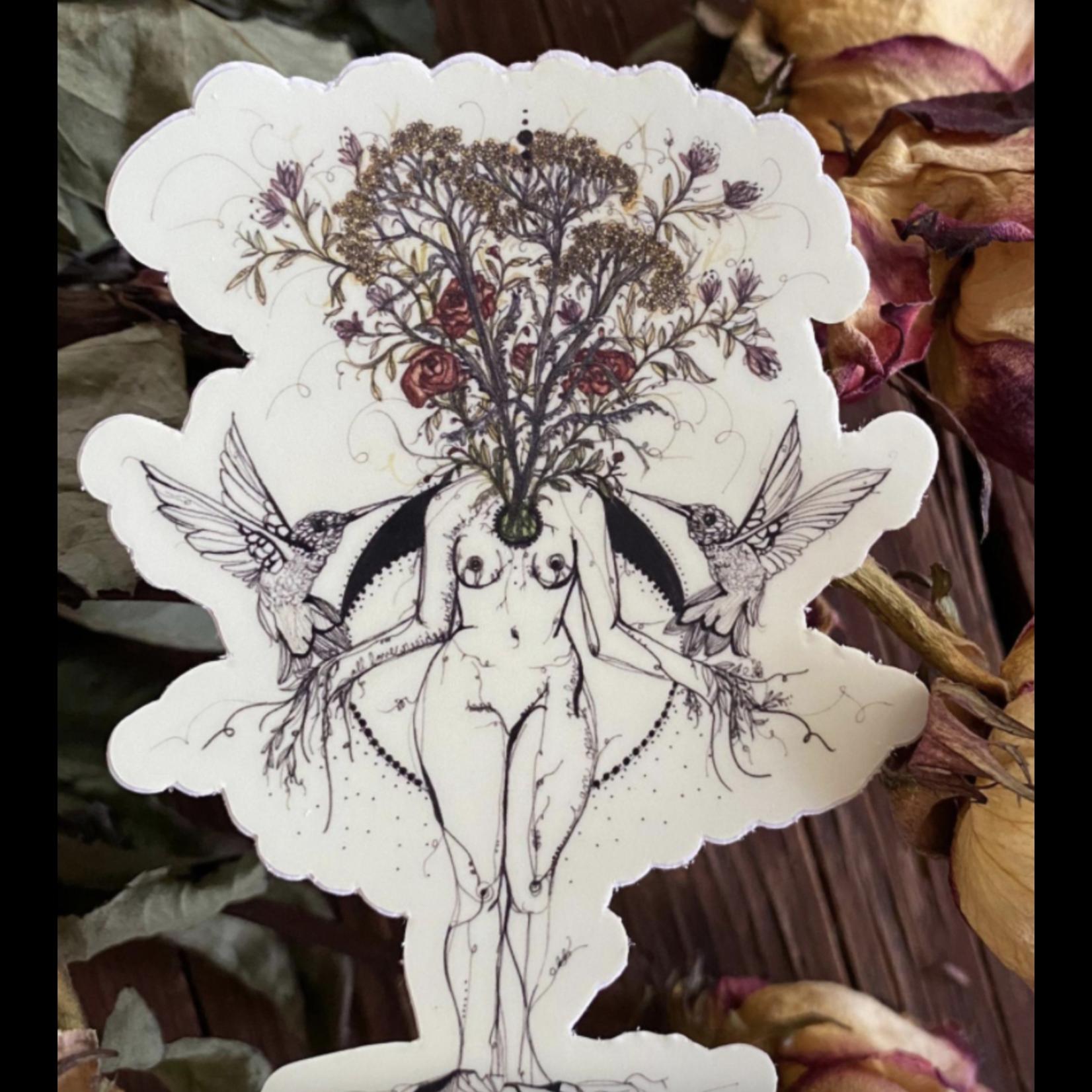 Marcy Ellis Vinyl Stickers