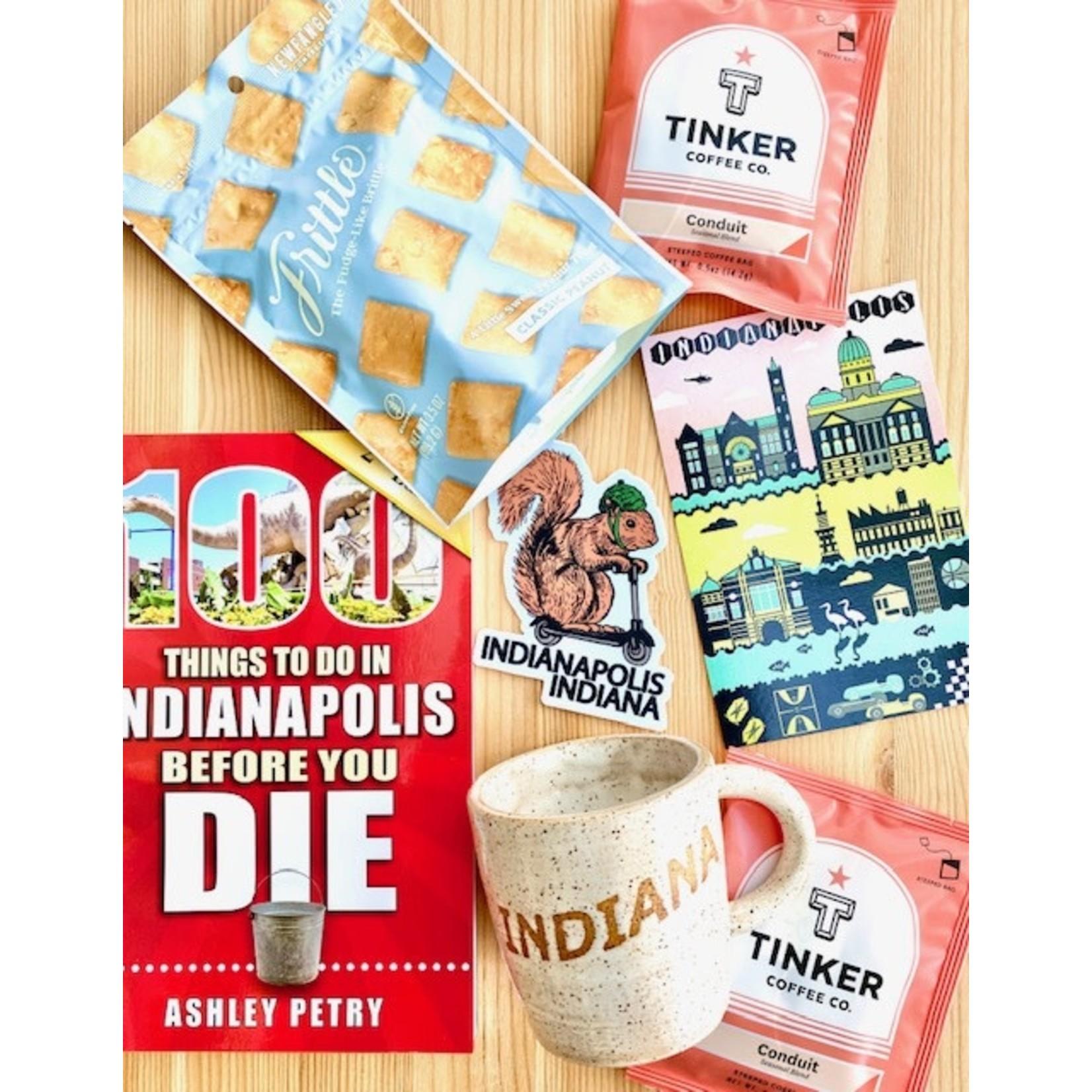 Homespun: Modern Handmade Love From Indianapolis Care Bundle