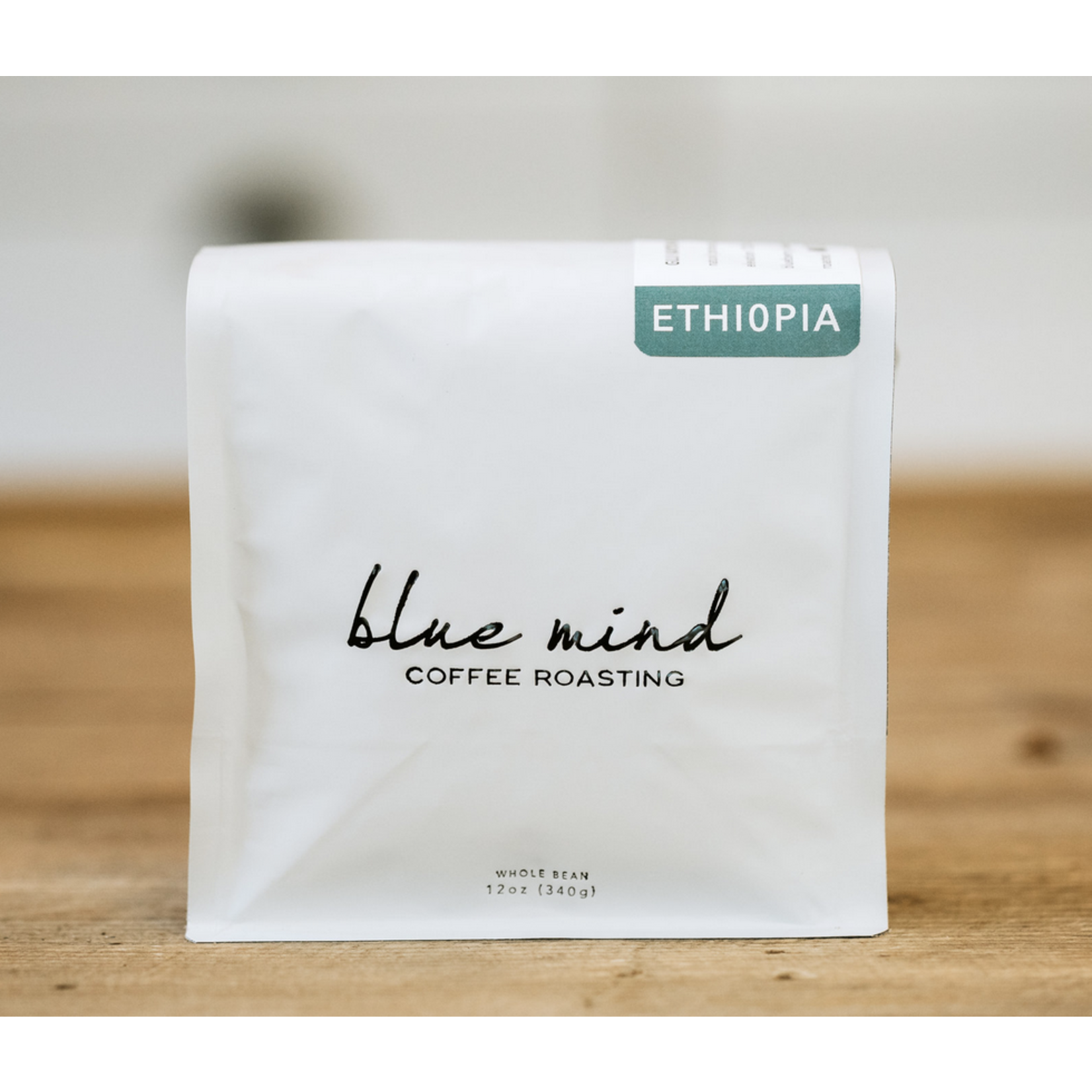 Blue Mind Roasting Blue Mind: Whole Bean Coffee 12oz. Bags