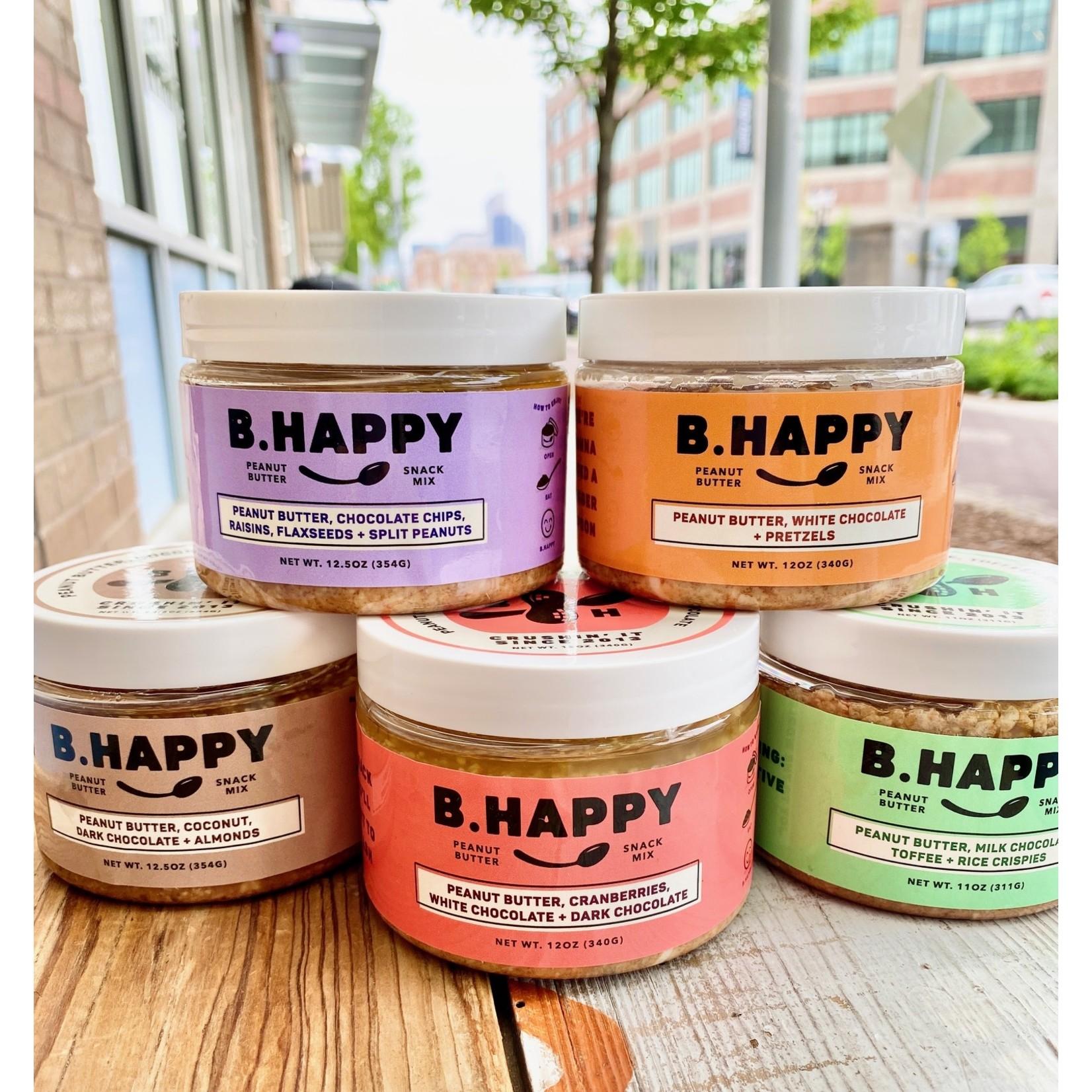 B. Happy Peanut Butter B. Happy Peanut Butters