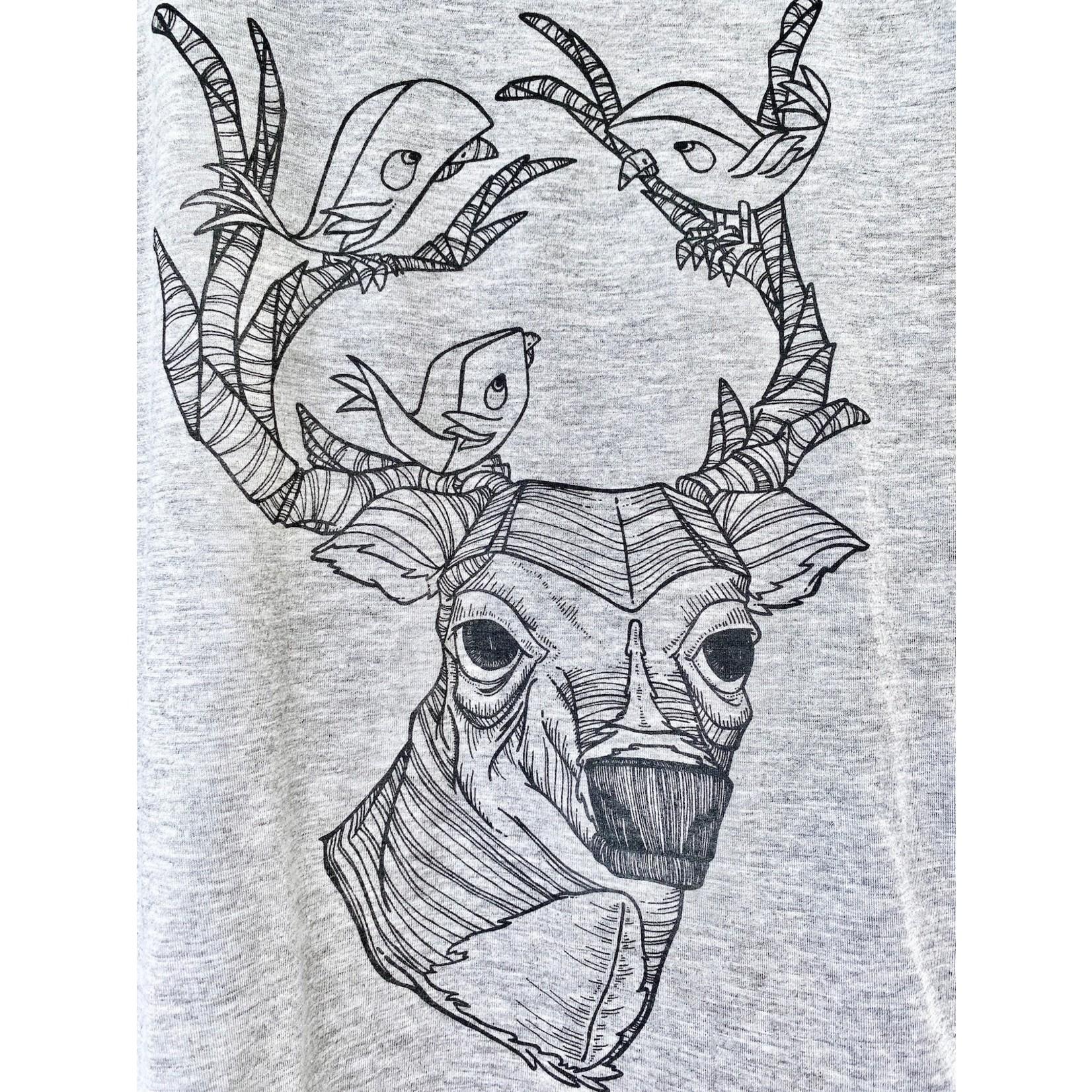John Vogl / The Bungaloo Deer & Birds Tee