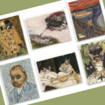 Cat People Press Art Cats Greeting Cards #2