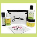 Zandra (BO) Lemon Tea Tree - Go Girl Travel Kit