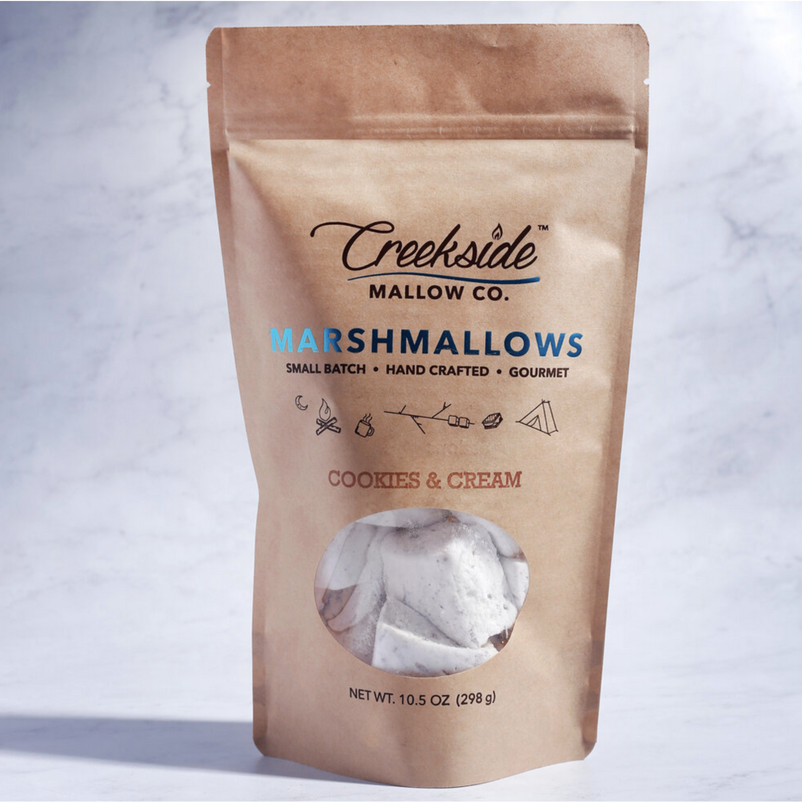 Creekside Mallow Co. / Fireside Mallow Co. 12ct. Marshmallow Bags