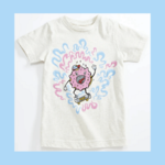 Orchard Street Apparel Donut Skater Natural (Cream) Toddler + Youth Tee