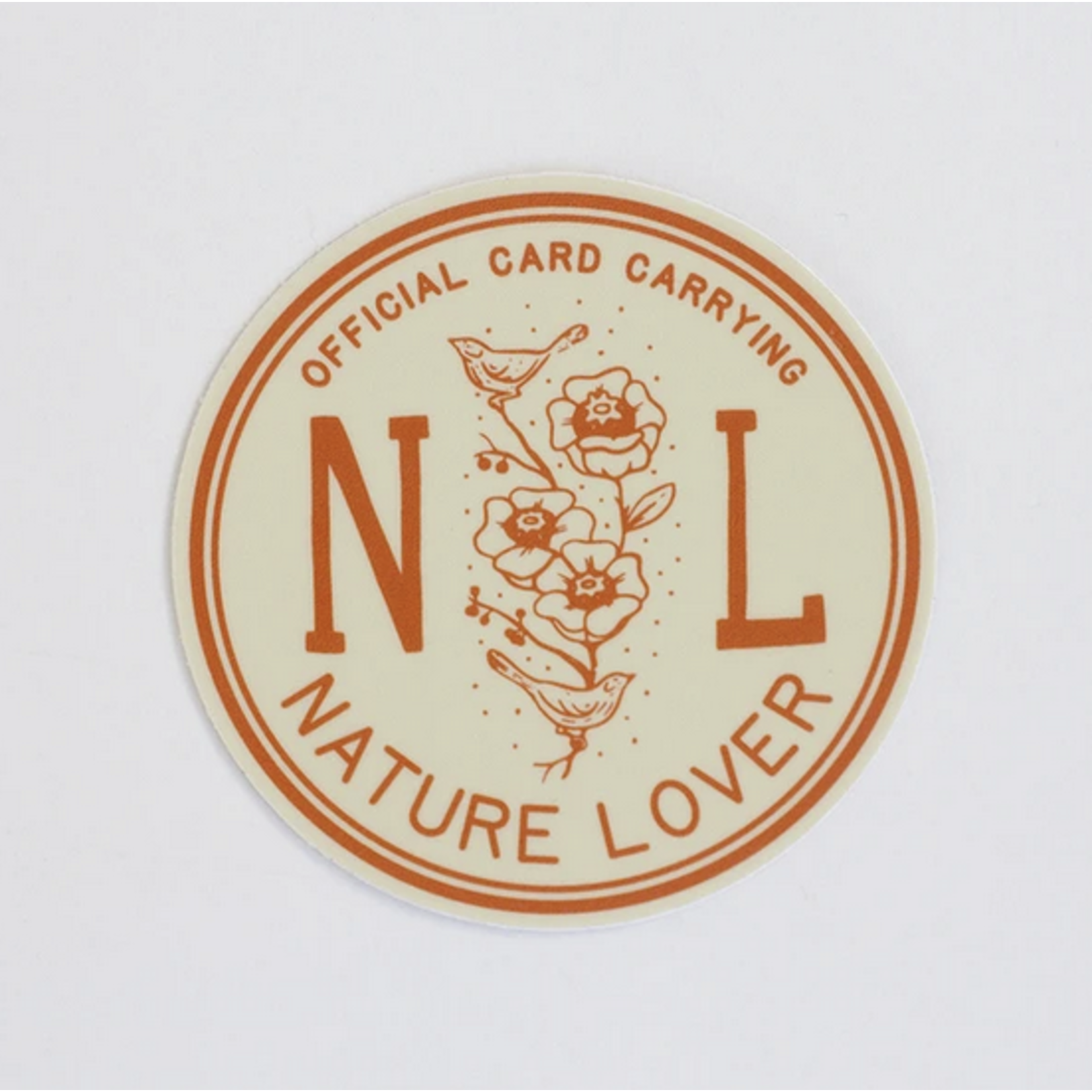 Tender Loving Empire Official Card Carrying Nature Stickers