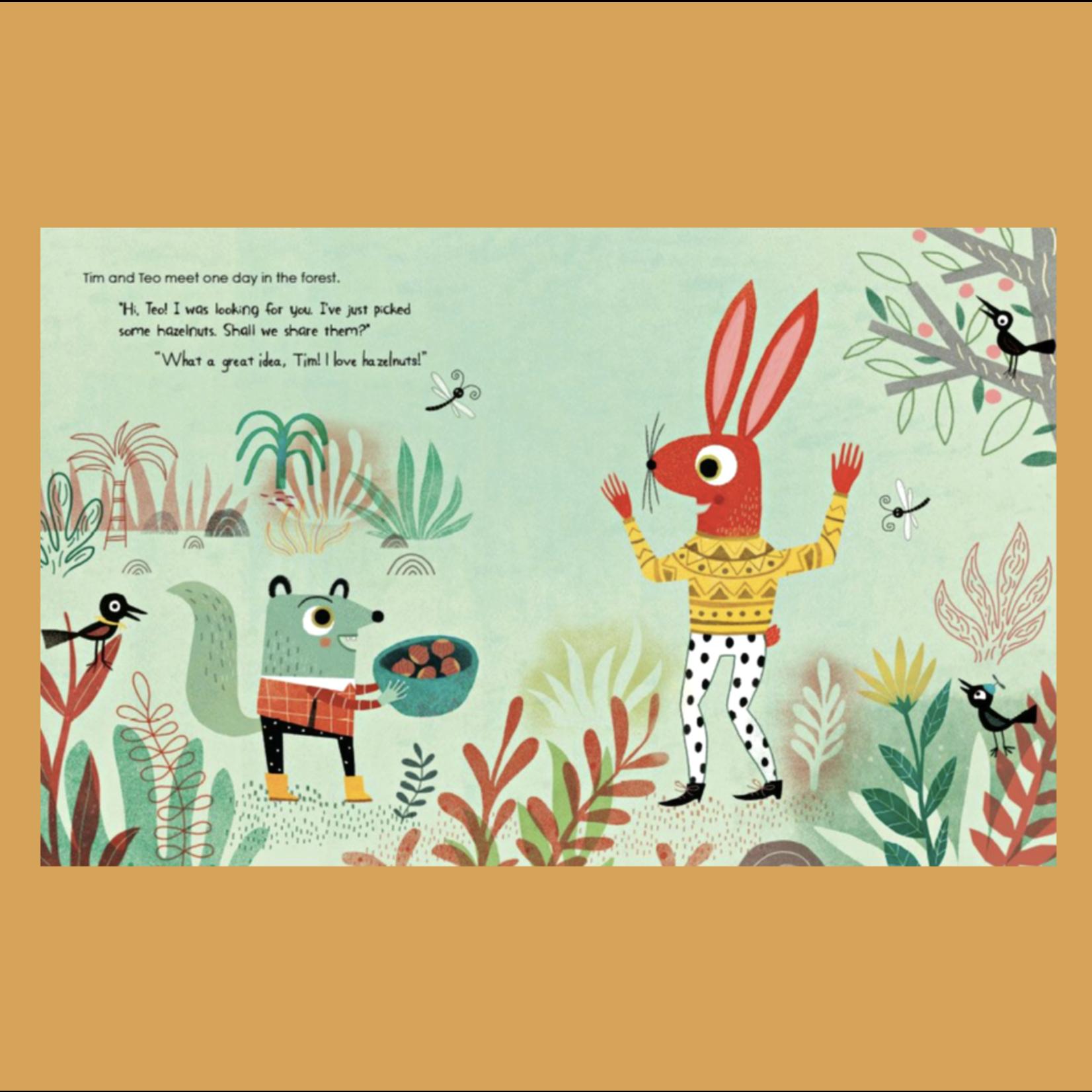 The Last Hazelnut Book - Mariana Ruiz Johnson