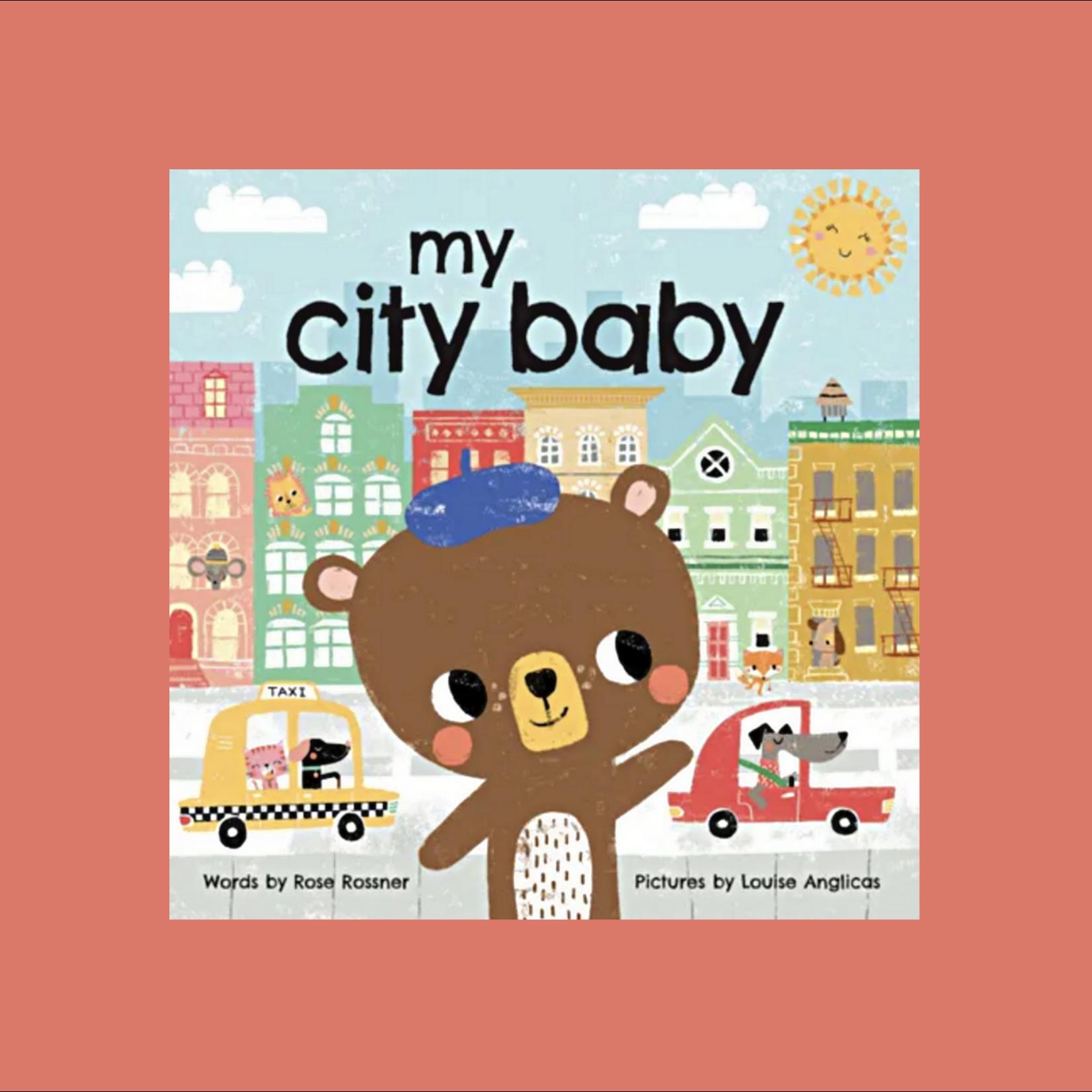 My City Baby Board Book