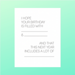 Haven Paperie Birthday & Blanks Greeting Card