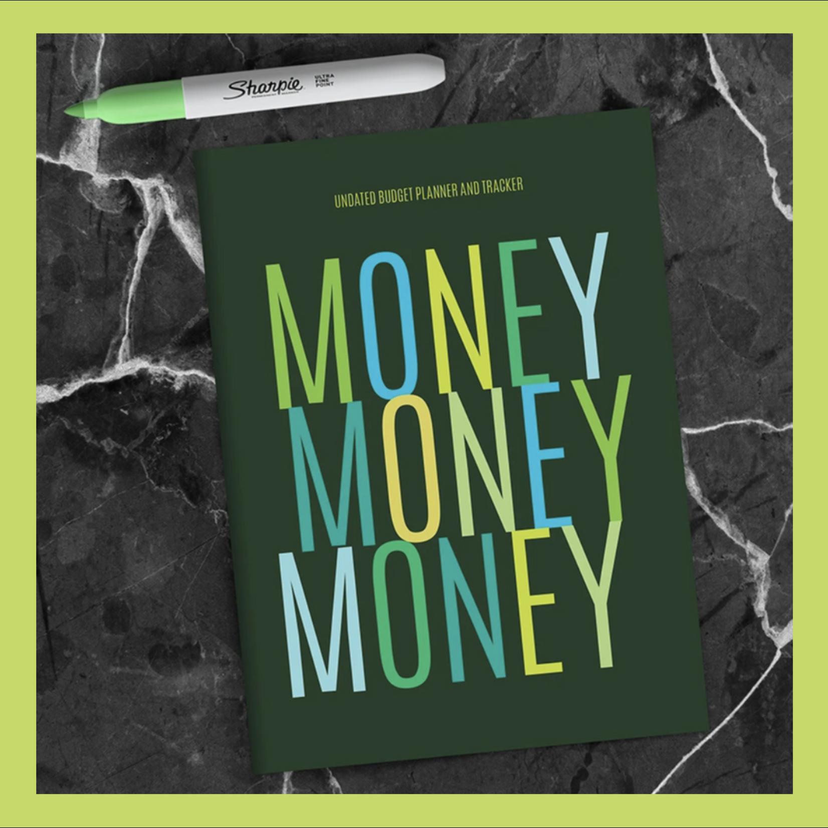 TF Publishing Money Money Money Budget Planner