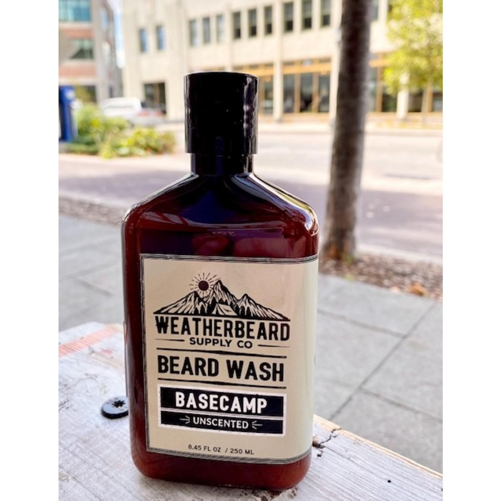 WeatherBeard Supply Co. Weatherbeard Beard Wash Unscented