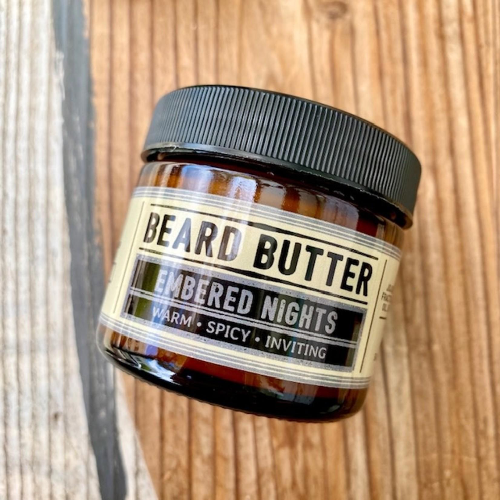WeatherBeard Supply Co. Weatherbeard Beard Butter