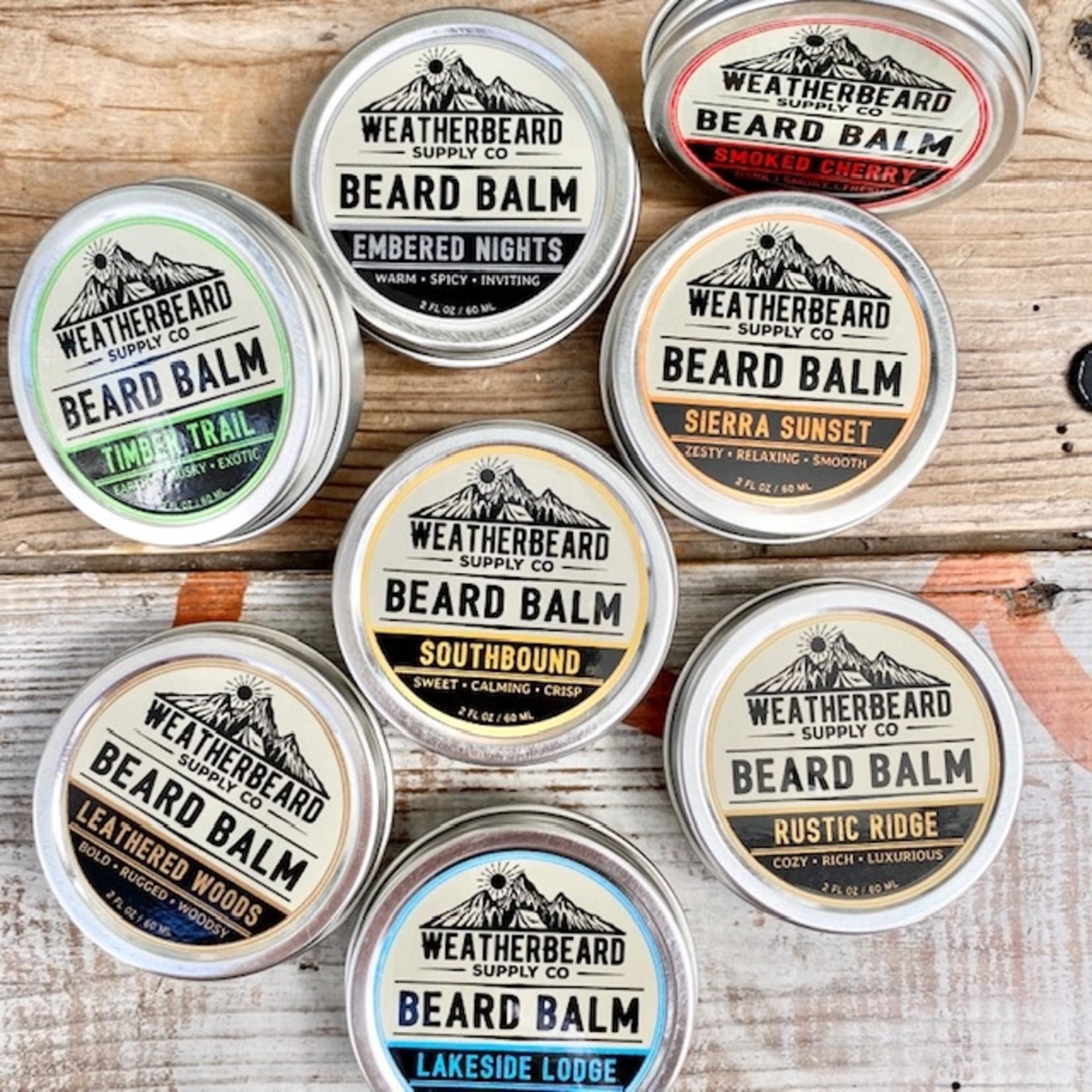 WeatherBeard Supply Co. Weatherbeard Beard Balms