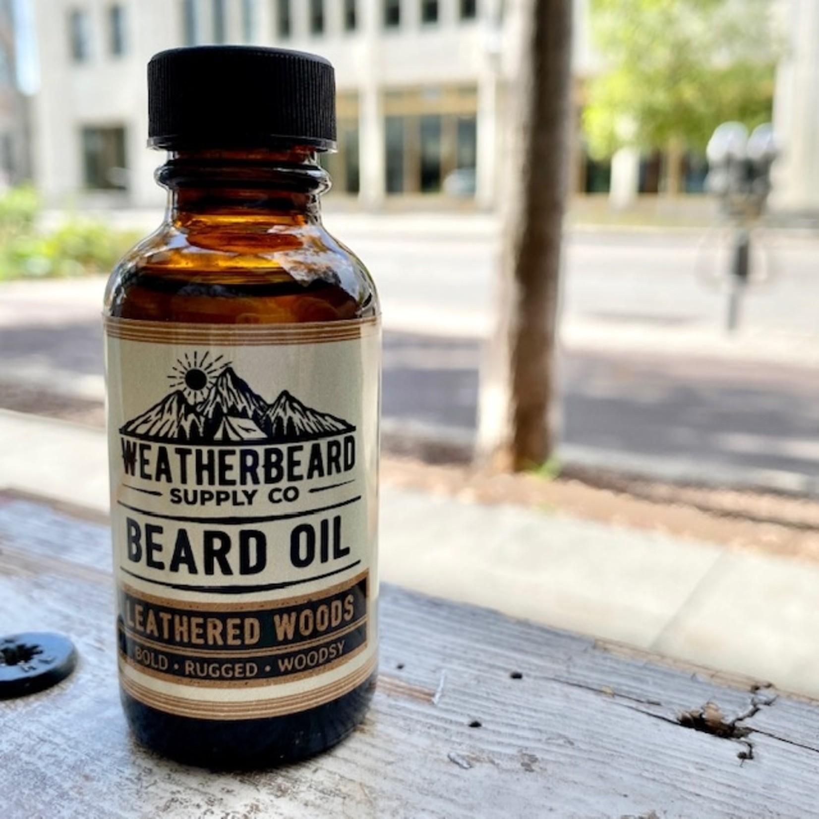 WeatherBeard Supply Co. Weatherbeard Beard Oil