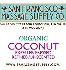 Coconut Oil Refined - Organic Oil