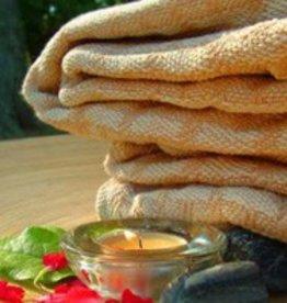 Harmony Cotton Spa Blanket Sage or Tan
