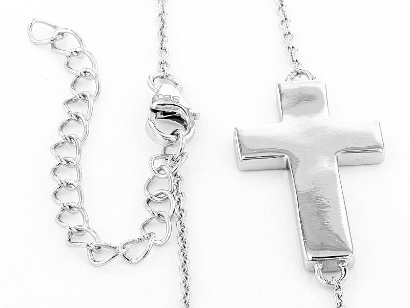 L5 Foundation L5 inspirational Cross Necklace (Faith)