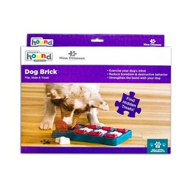 Kyjen / Outward Hound Dog Brick Treat Puzzle