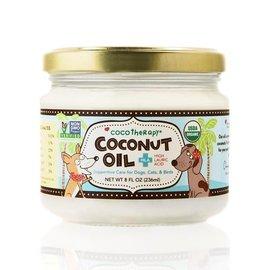 Coco Therapy Organic Virgin Coconut Oil 8oz
