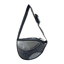 One 4 Pets The Messenger Bag Black
