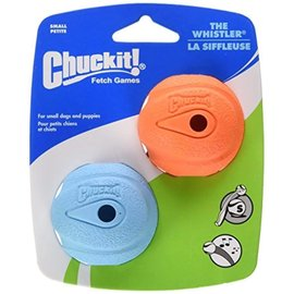 Chuck It Whistle Ball (2 Pack)