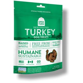 Open Farm Dehydrated Turkey Treats 4.5oz