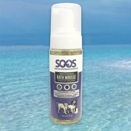 SOOS Waterless Bath Mousse