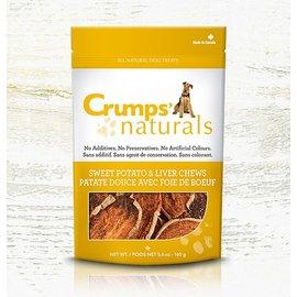 CRUMPS Sweet Potato & Liver Chews