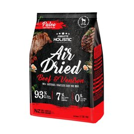Absolute Holistic Air Dried Food - Beef & Venison 2.2lb