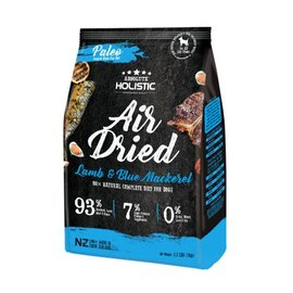 Absolute Holistic Air Dried Food - Blue Mackerel & Lamb 2.2lb