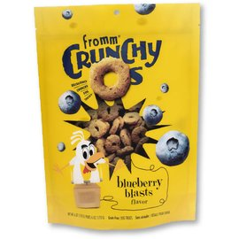 Fromm family Crunchy O's Blueberry Blast 6oz