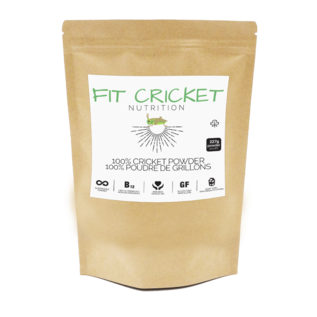 Fit Cricket Nutrition 100% Cricket Powder 227g